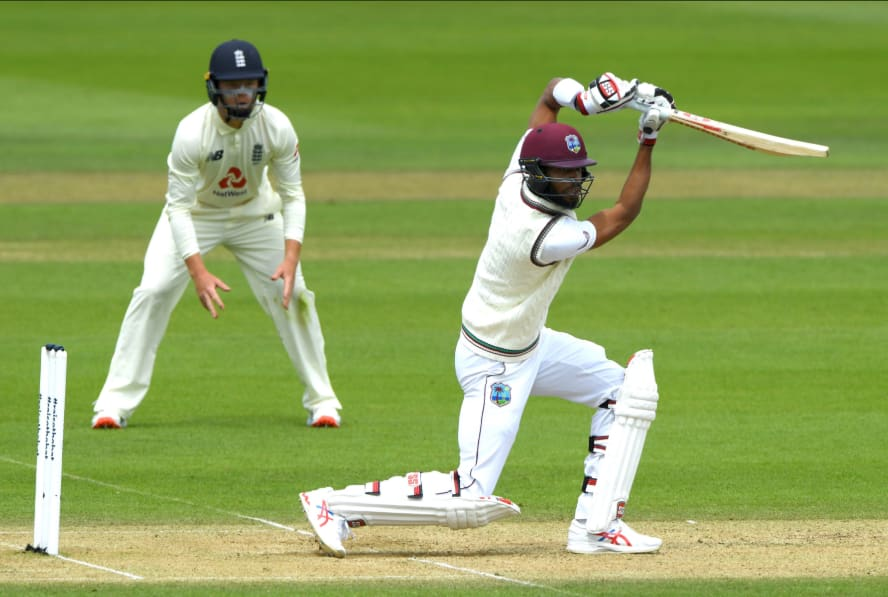 England vs West Indies, 1st Test: Ben Stokes strikes as Windies close on total