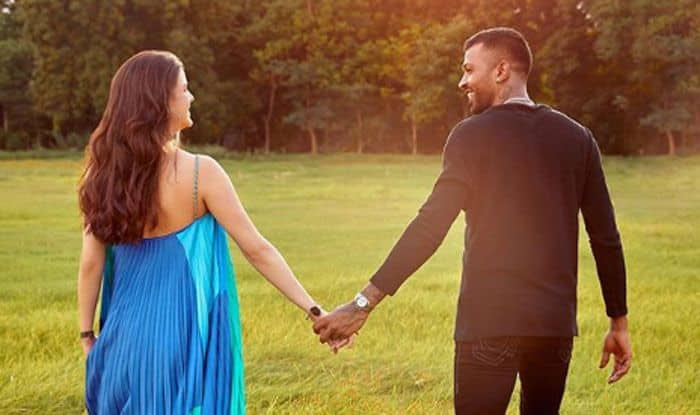 Hardik Pandya And Natasa Stankovic's Pictures From Maternity Shoot Go Viral