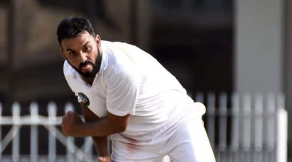 Pakistan's spinner kashif Bhatti join team in England after covid-19 found negative