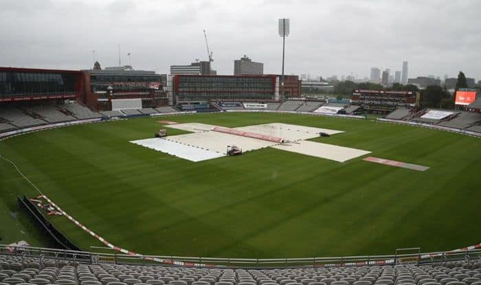 Highlights | ENG vs WI, 3rd Test: Persistent Rain Washes Out Day 4 in Manchester