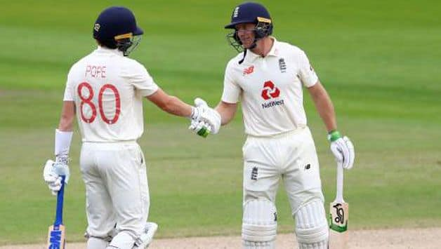 3rd Test, Day 1: Pope, Buttler Dominate Final Session as England Make 258/4