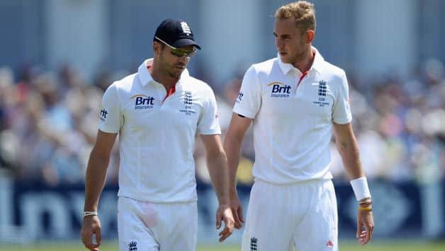 Stuart Broad: Was angry, frustrated, gutted after omission from 1st Test against West indies