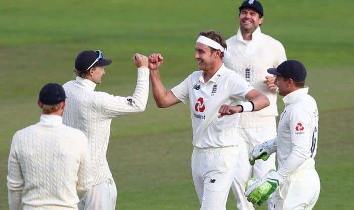 3rd Test: Broad Shines With Ball as England Inch Closer to Series Win vs West Indies on Day 3