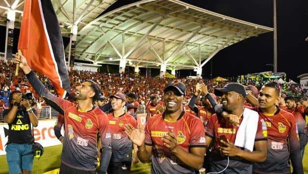 Trinidad and Tobago to host entire CPL as organisers get government's nod