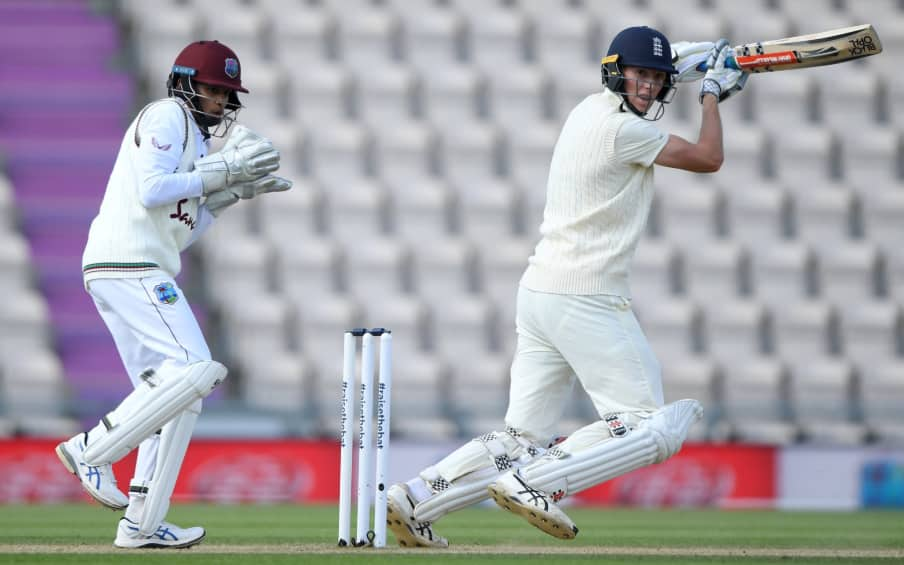 England vs west indies 1st test day 4: zak crawleys half century helps hosts lead by 170 runs