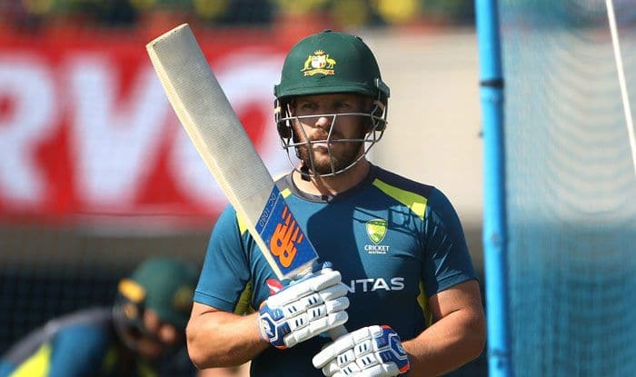 Australia Cricket Captain Aaron Finch Helps Second Grade Student Prepare Project During Lockdown