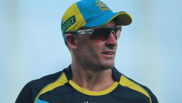 If T20 World Cup happens, then it can prove to be a nightmare in terms of 'Logistics': Michael Hussey