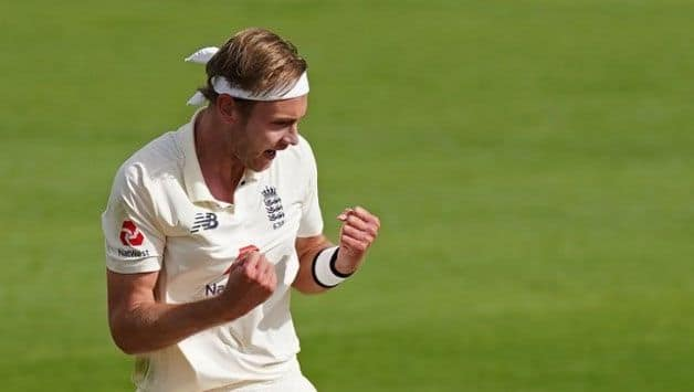 I Can Emulate What James Anderson Has Done: Stuart Broad