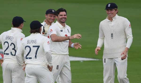 England vs Pakistan 2020, 3rd Test: Hosts Take Series 1-0 After James Anderson Claims 600th Scalp