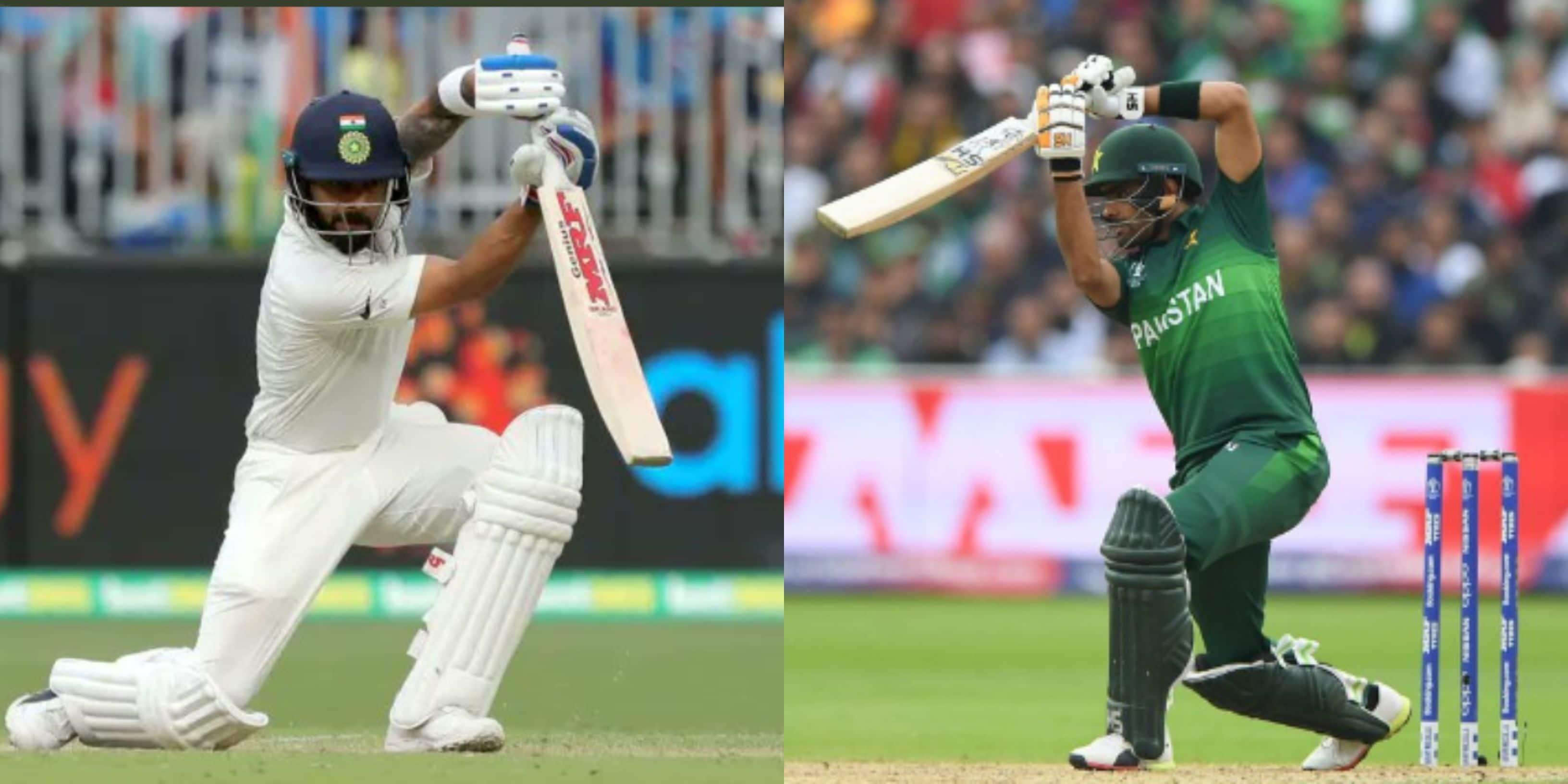 Virat Kohli, Babar Azam play in a straight line Like Sachin Tendulkar : Ian Bishop