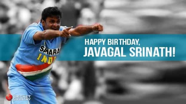 Javagal Srinath turns 51: former india's only pacer with over 300 ODI wickets