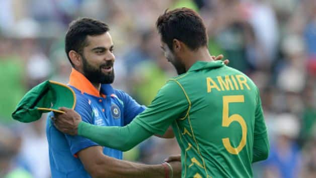 Pakistan bowler Mohammad Irfan recalls the time when he shocked Virat Kohli with pace