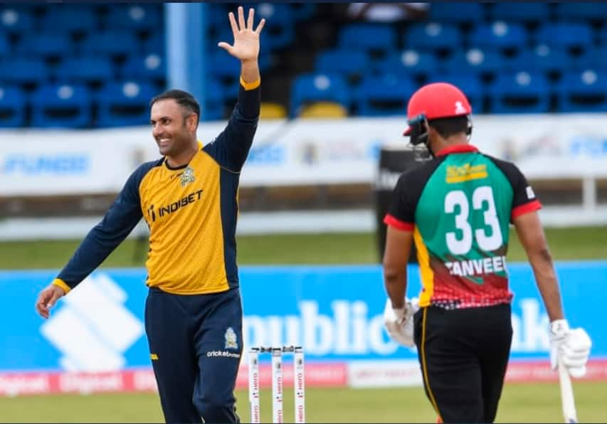 CPL 2020: Mohammad Nabi takes maiden five-wicket haul in T20 cricket as St. Lucia Zouks defeat St. Kitts and Nevis Patriots by six wickets