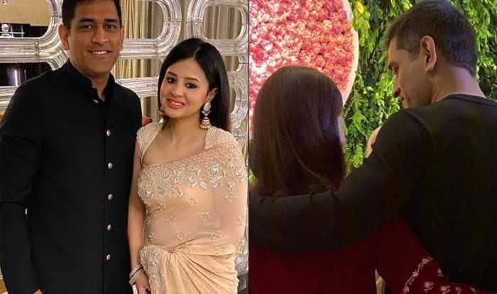 Sakshi Dhoni's emotional message after ms dhoni retires