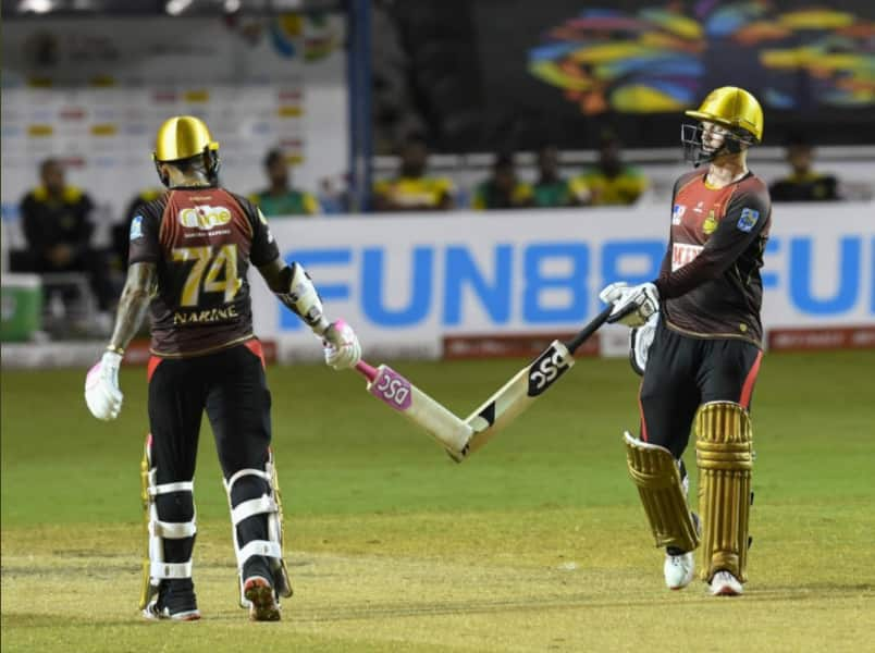 CPL 2020: Sunil Narine, Colin Munro lead Trinbago Knight Riders to 7 wickets win against Jamaica Tallawahs