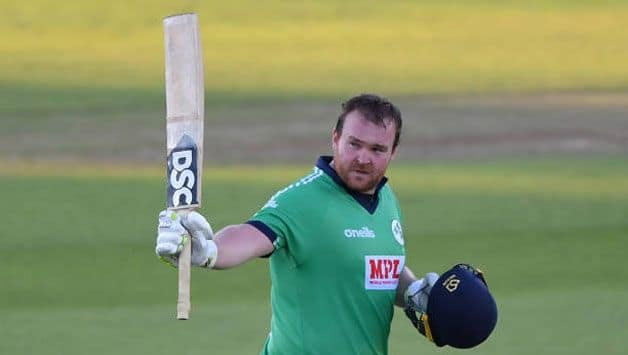 England vs Ireland: Paul Stirling Was Confident of His Team's Ability to Chase Down 329