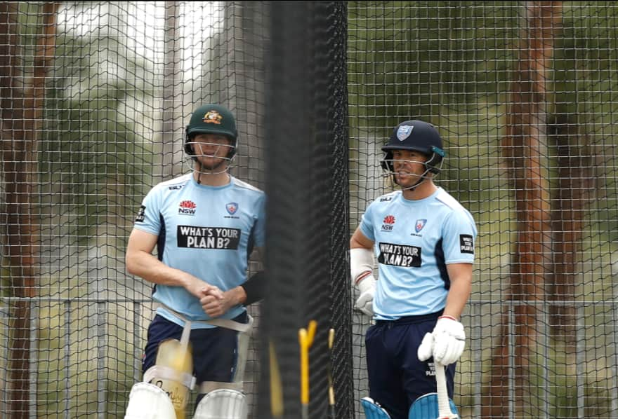 Steve Smith, David Warner, Pat Cummins returns to Net; Australian squad start practice