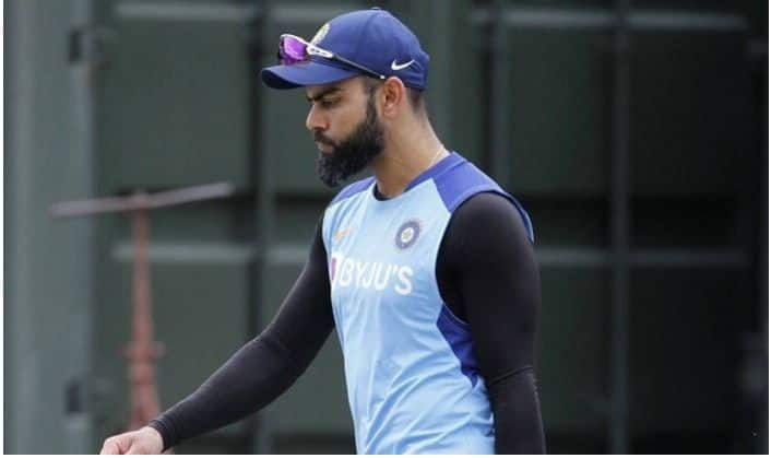 Virat Kohli Posts Special Message For James Anderson for becames the first pacer to take 600 Test wickets