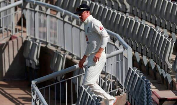 England's Ollie Pope Out For Four Months After Suffering Dislocated Shoulder