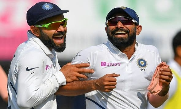 """Pace Like Fire"" – Virat Kohli, Other Cricketers Wish Mohammed Shami On His 30th Birthday"