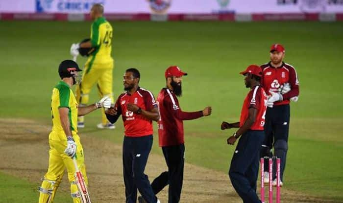 3rd T20I: Australia Win by Five Wickets, England Take Series 2-1