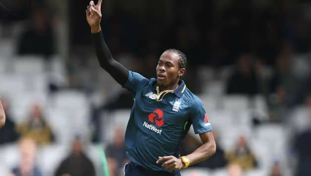 ENGvAUS: England's Eoin Morgan glad to have 'match-winner' Jofra Archer back in the fold