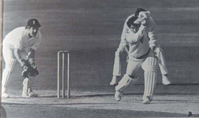 On This Day In 1979 : Sunil Gavaskar almost pulls off a miracle against England