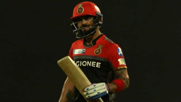 IPL 2020: I have to stand in front and take the brunt of it, says Virat Kohli