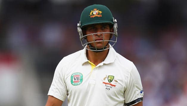 After talking to coach Justin Langer 'disappointed' Usman Khawaja is focusing on comeback