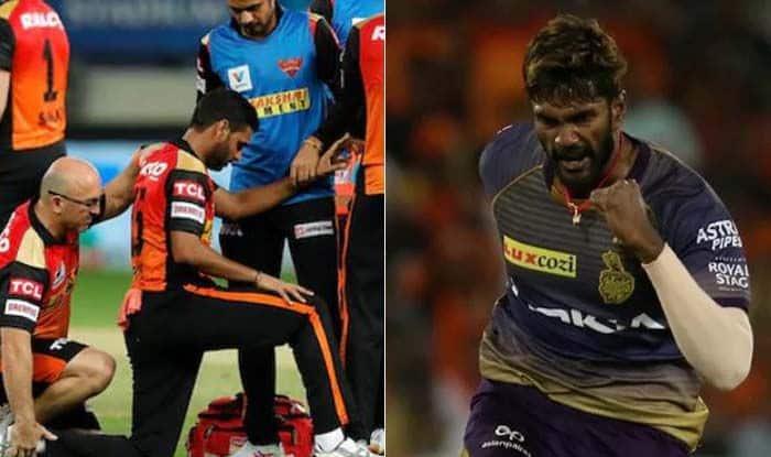 IPL2020: Sunrisers hyderabad replaces Bhuvneshwar Kumar with Prithvi Raj Yarra