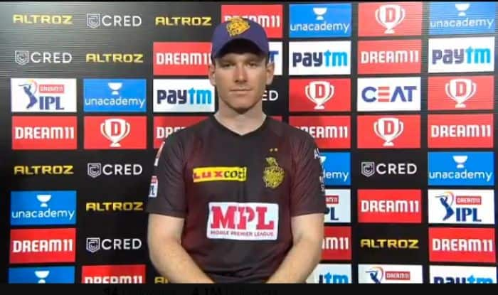 IPL 2020 MI vs KKR: We weren't in the race at all really, being four or five down; Says Eoin Morgan