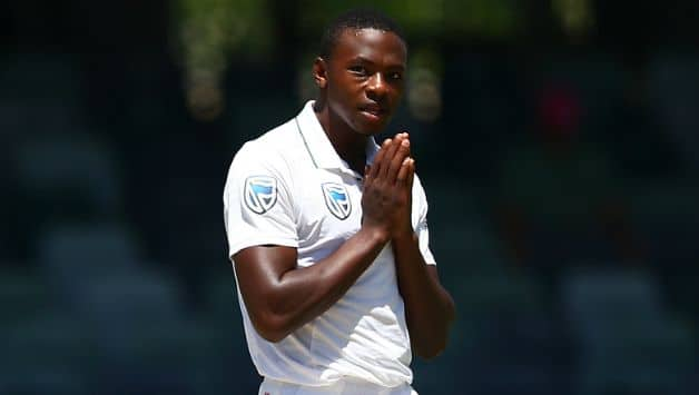Cricketers need to fight for the right causes: Kagiso Rabada supports BLM movement Z