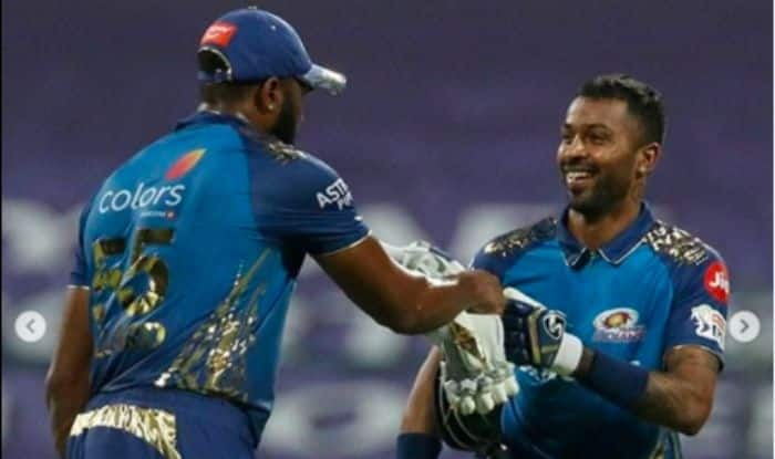 IPL 2020: Hardik Pandya brought us straight back in the game with that knock at the halfway stage; Says Kieron Pollard