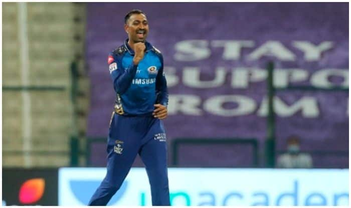 IPL 2020: We bowled really well as a unit; Says Krunal Pandya
