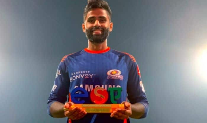 IPL 2020: This time I just wanted to bat till the end; Says Suryakumar Yadav
