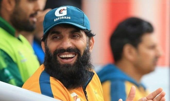 Pakistan Head Coach Misbah-ul-Haq's Performance to be Reviewed Before Zimbabwe Series