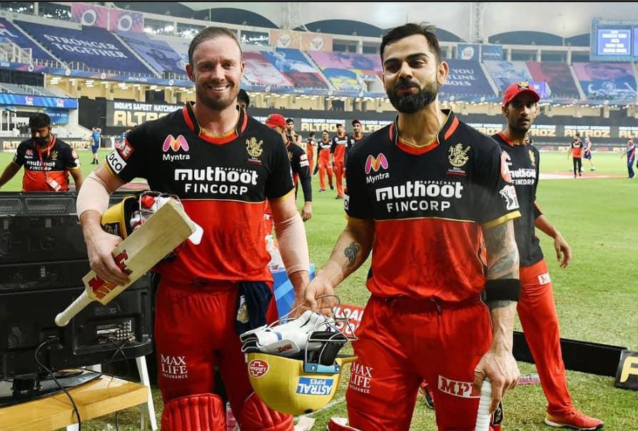 Again it was all about Virat and AB de Villiers: Gautam Gambhir criticize RCB