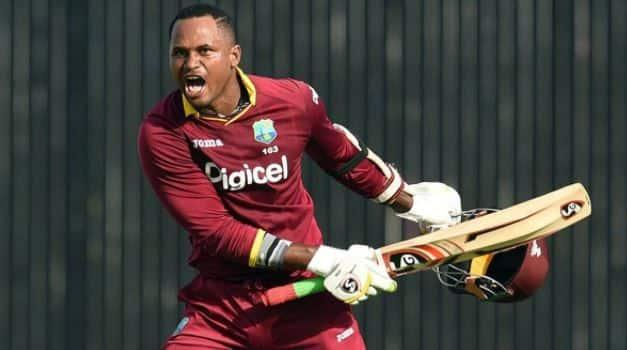 West Indies batsman marlon samuels retired from competitive cricket