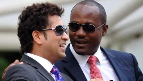 Sachin Tendulkar and Brian Lara are two great cricketer with whom I played with, says Shane Warne