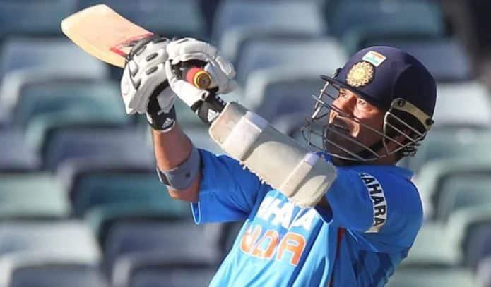 Sachin Tendulkar disclose how he invent upper cut in cricket