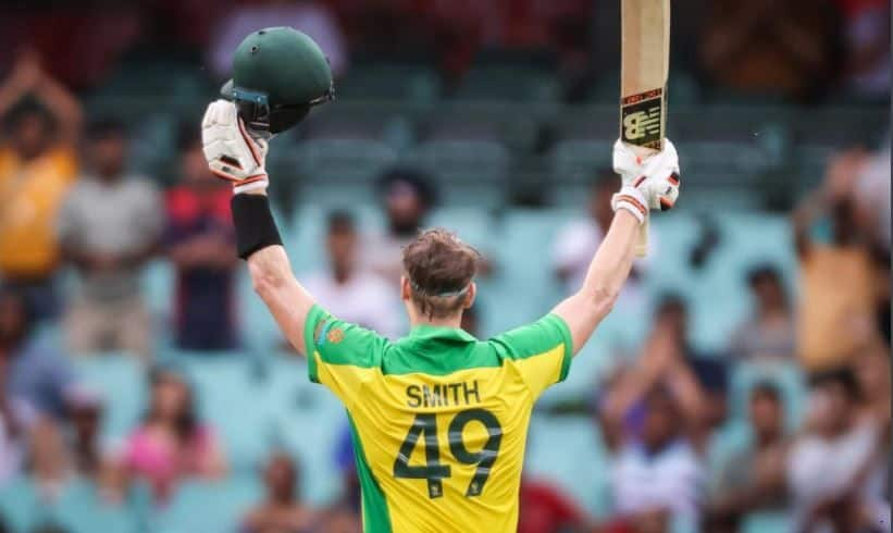 Trending Cricket News, India vs Australia: Steve Smith credits opening pair for success in both matches