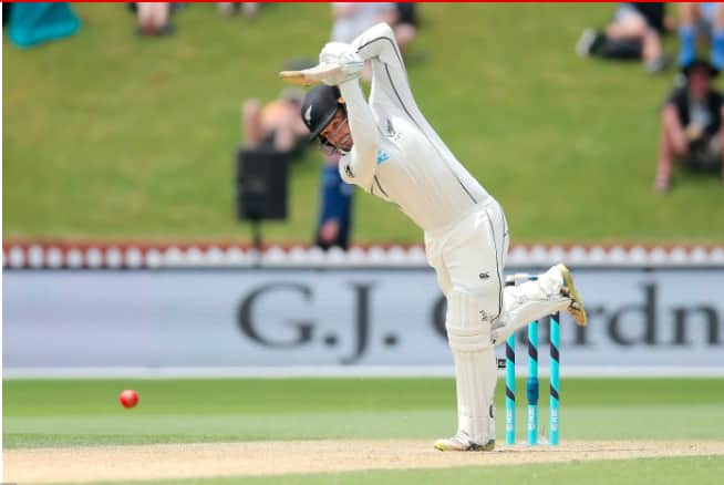 Plunkett Shield: Tom Blundell dismissed for obstructing the field