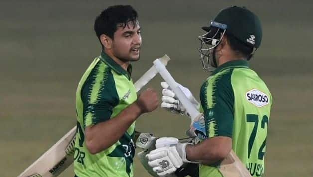 2nd T20I: Haider Ali, Babar Azam Guide Pakistan to Comfortable 8-Wicket Win Over Zimbabwe, Clinch Series