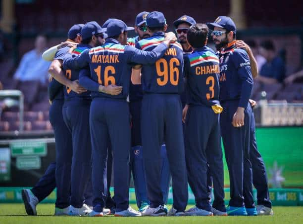 Team India Back in Action