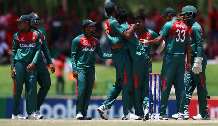ICC announces rescheduled qualification event for 2022 Under-19 World Cup