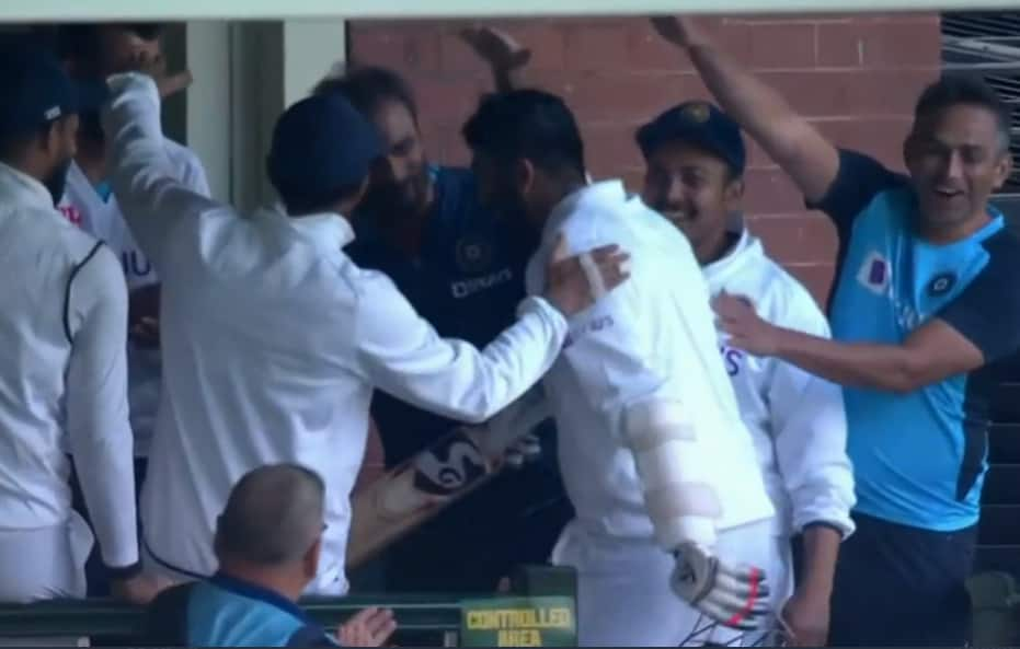 Australia A vs India, 2nd Practice match: Jasprit Bumrah gets Guard of Honour after scoring 50