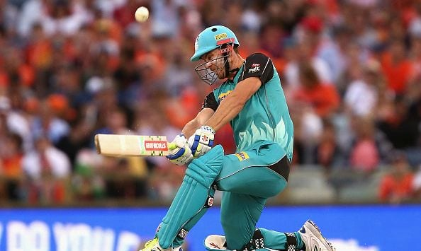 BBL 2020-21: Brisbane Heat players Chris Lynn, Dan Lawrence to keep 'physical distance' during game against Sydney Thunder