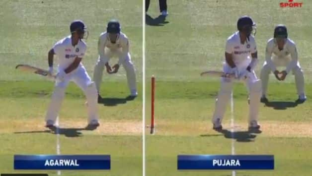 India vs Australia: Mayank Agarwal gets trolled after getting duck in 1st over