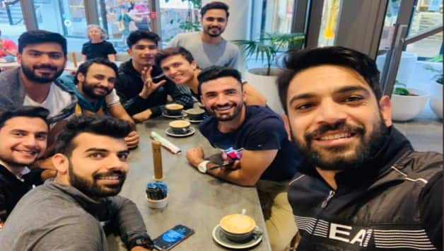 Happiness after quarantine: Pakistani players come out of isolation on New Zealand tour