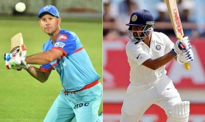 IND vs AUS Ricky Ponting predicts Prithvi Shaw's dismissal a ball before he out